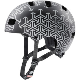 UVEX Kid 3 CC Helm Kinder black